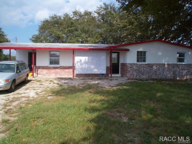 6321 S Rainbow Point, Lecanto, FL 34461 (MLS #720850) :: Plantation Realty Inc.