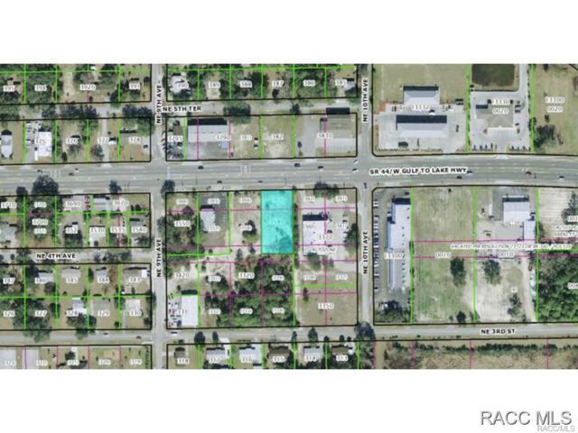 964 W Gulf-To-Lake Highway, Crystal River, FL 34429 (MLS #723926) :: Plantation Realty Inc.