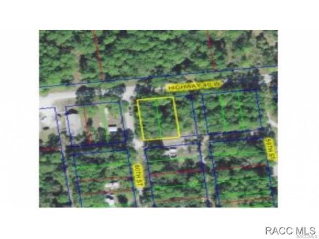 0 Highway 40 W, Yankeetown, FL 34498 (MLS #724903) :: Plantation Realty Inc.