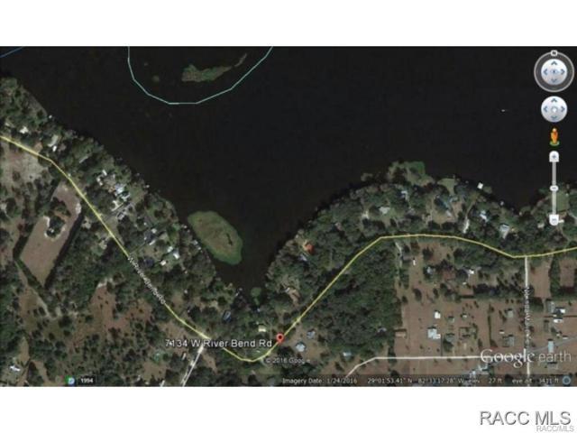 7143 W Riverbend Road, Dunnellon, FL 34433 (MLS #725928) :: Plantation Realty Inc.