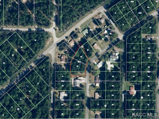 8602 N Pine Needle Terrace, Crystal River, FL 34428 (MLS #726195) :: Plantation Realty Inc.