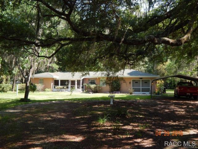 221 Cove Road, Inglis, FL 34449 (MLS #726677) :: Plantation Realty Inc.
