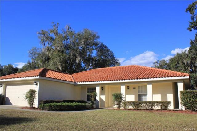 4361 E Bennett Street, Inverness, FL 34453 (MLS #754590) :: Plantation Realty Inc.