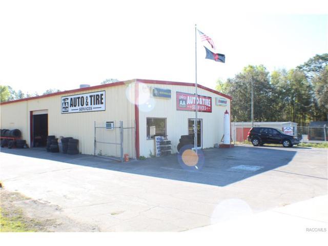 1621 N Lecanto Highway, Lecanto, FL 34461 (MLS #756488) :: Plantation Realty Inc.