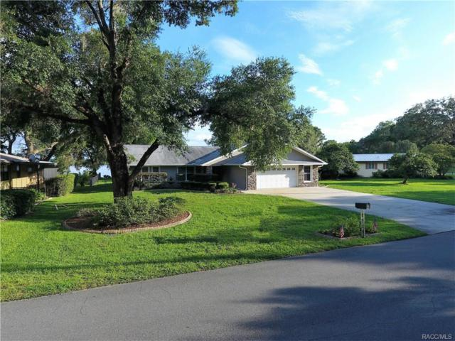 115 S Hunting Lodge Drive, Inverness, FL 34453 (MLS #760942) :: Plantation Realty Inc.