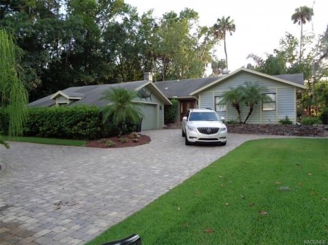 4203 S Purslane Drive, Homosassa, FL 34448 (MLS #761470) :: Plantation Realty Inc.