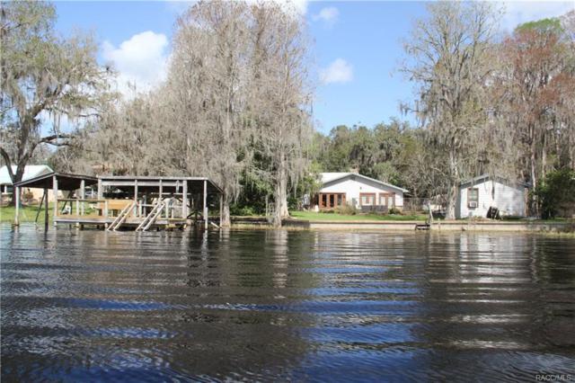 85 S Hunting Lodge Drive, Inverness, FL 34453 (MLS #762681) :: Plantation Realty Inc.