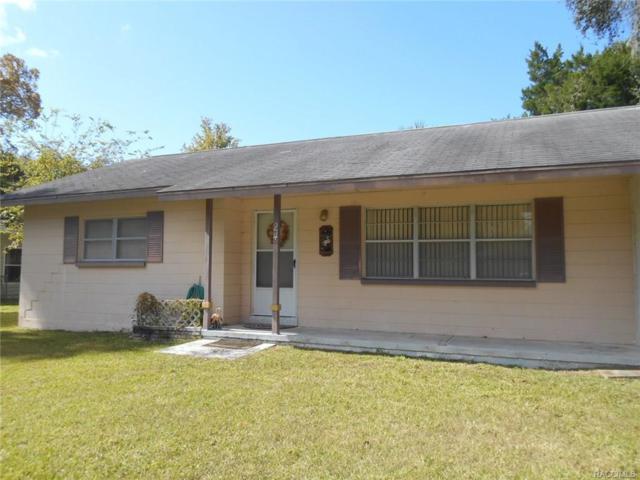 24 Magnolia Avenue, Yankeetown, FL 34498 (MLS #763027) :: Plantation Realty Inc.