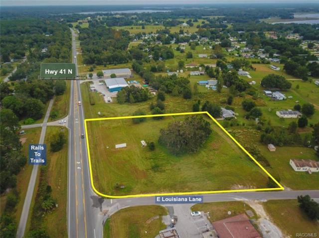 1271 N Florida Avenue, Hernando, FL 34442 (MLS #764465) :: Plantation Realty Inc.