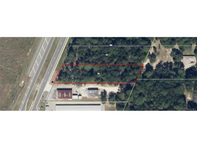 1643 N Lecanto Highway, Lecanto, FL 34461 (MLS #764522) :: Plantation Realty Inc.