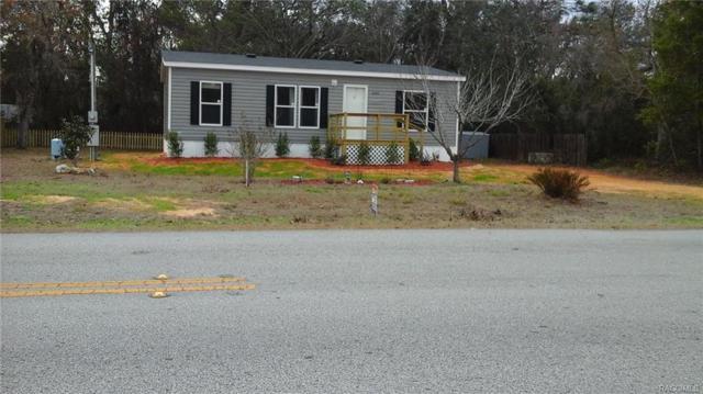 6644 S Gross Avenue, Homosassa, FL 34446 (MLS #766521) :: Plantation Realty Inc.
