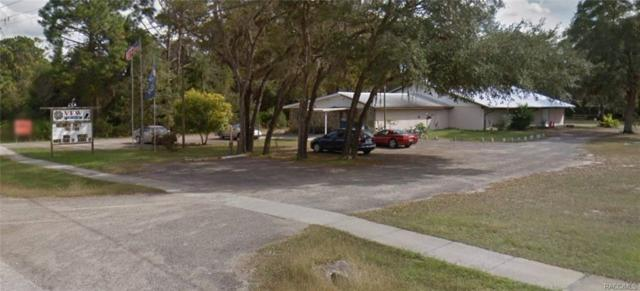520 Highway 40 Highway E, Inglis, FL 34449 (MLS #767817) :: Plantation Realty Inc.
