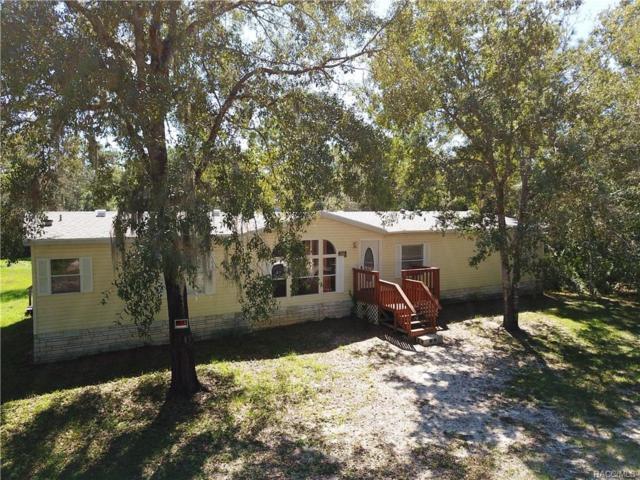 9980 W Fanwood Lane, Crystal River, FL 34429 (MLS #768346) :: Plantation Realty Inc.