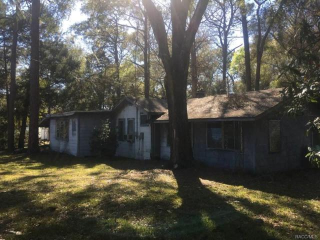 8520 S Florida Ave, Floral City, FL 34436 (MLS #770341) :: Plantation Realty Inc.