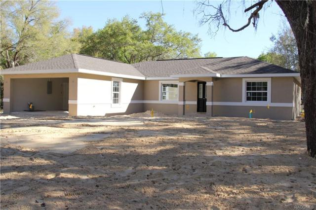 9514 E Peachtree Court, Inverness, FL 34450 (MLS #770576) :: Plantation Realty Inc.