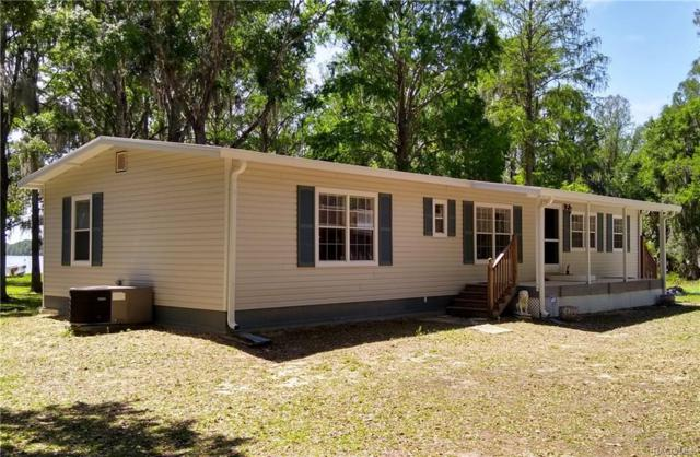 10642 SE 201st Street, Inglis, FL 34449 (MLS #771714) :: Plantation Realty Inc.