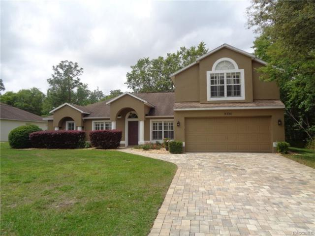 8330 N Creek Way, Citrus Springs, FL 34434 (MLS #772075) :: Plantation Realty Inc.