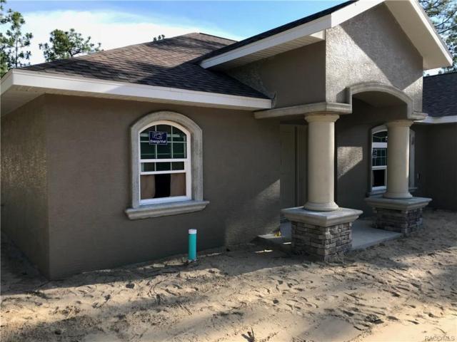 5374 Yuma Lane W, Beverly Hills, FL 34465 (MLS #774324) :: Plantation Realty Inc.