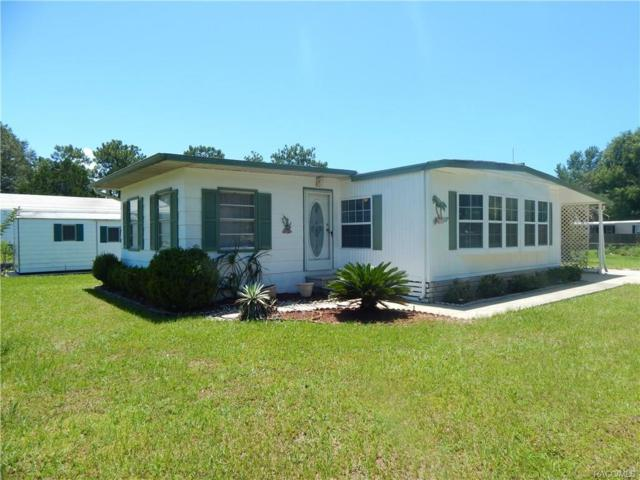 7720 W Green Acres Street, Homosassa, FL 34446 (MLS #774401) :: Plantation Realty Inc.