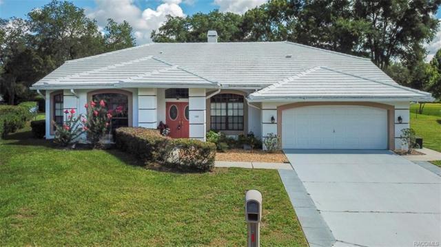 141 N Rosebush Point, Lecanto, FL 34461 (MLS #774425) :: Plantation Realty Inc.