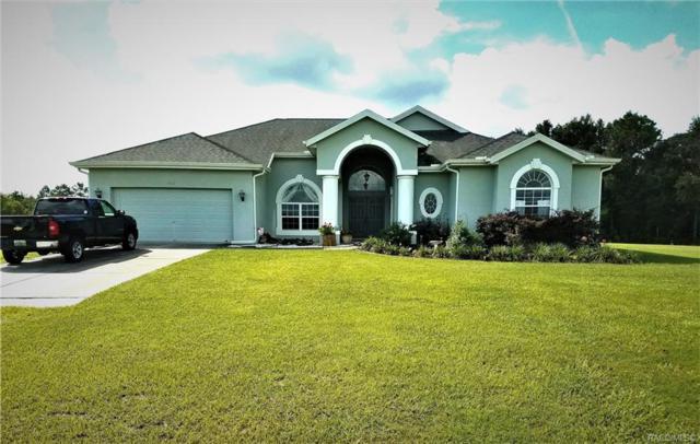 5802 E Quicksilver Court, Floral City, FL 34436 (MLS #775172) :: Plantation Realty Inc.