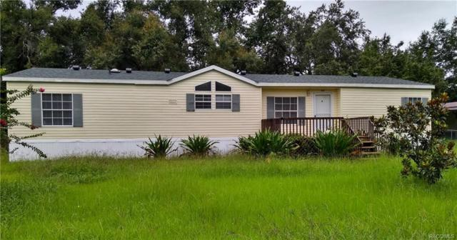 6432 W Moss Lane, Crystal River, FL 34429 (MLS #775178) :: Plantation Realty Inc.
