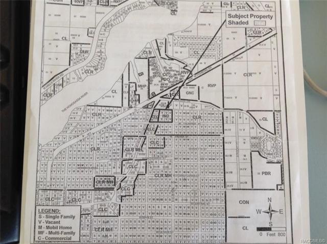 10148 W Dunn Street, Homosassa, FL 34448 (MLS #775216) :: Plantation Realty Inc.