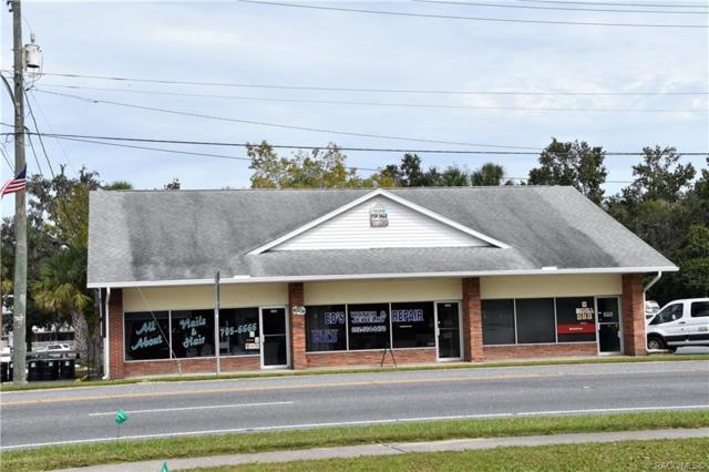 901 NE Us Highway 19, Crystal River, FL 34429 (MLS #775692) :: Plantation Realty Inc.