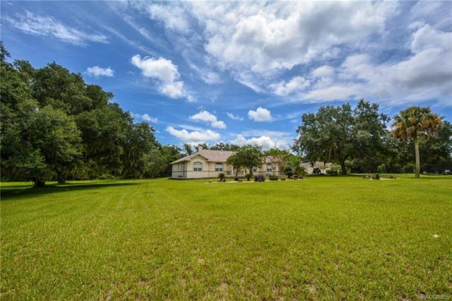 9061 E Sweetwater Drive, Inverness, FL 34450 (MLS #776068) :: Plantation Realty Inc.
