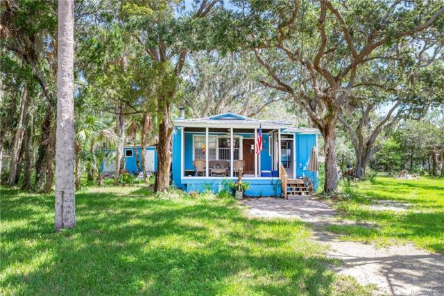 14335 W Seashell Court, Crystal River, FL 34429 (MLS #776564) :: Plantation Realty Inc.