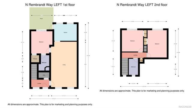 831 N Rembrandt Way, Inverness, FL 34453 (MLS #776745) :: Plantation Realty Inc.