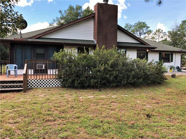 10410 N Parkwood Avenue, Dunnellon, FL 34433 (MLS #776775) :: Plantation Realty Inc.