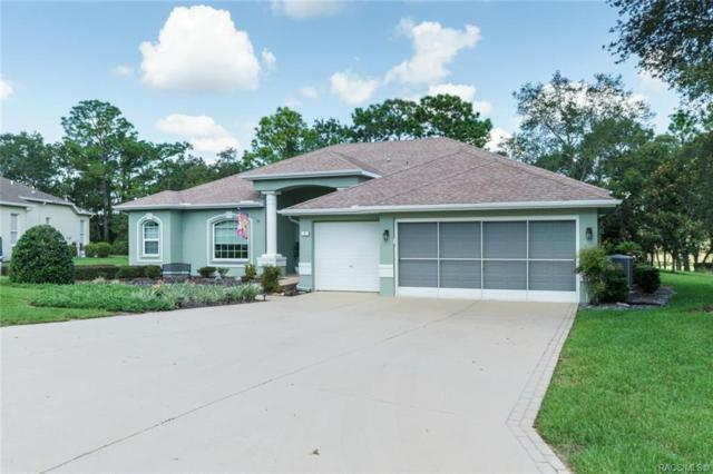7 Ryewood Circle, Homosassa, FL 34446 (MLS #777069) :: Plantation Realty Inc.