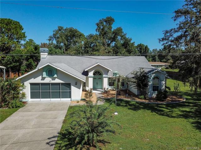 6181 W Woodside Drive, Crystal River, FL 34429 (MLS #777200) :: Plantation Realty Inc.