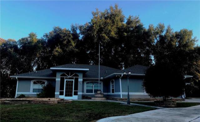2941 N Stratham Point, Hernando, FL 34442 (MLS #777208) :: Plantation Realty Inc.