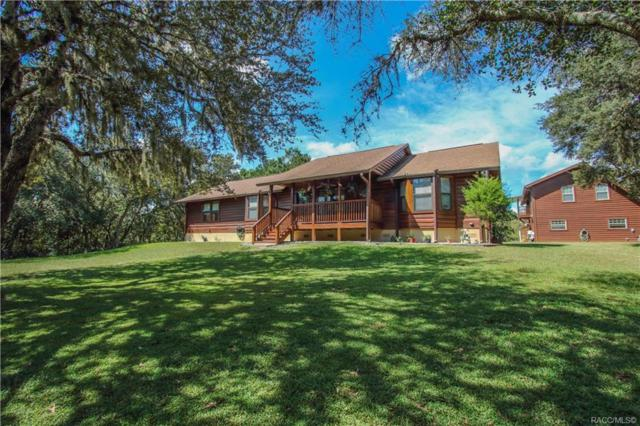 158 & 116 S Kensington Avenue, Lecanto, FL 34461 (MLS #777249) :: Pristine Properties