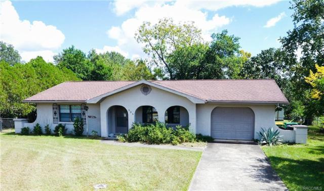 226 Poinsettia Avenue, Inverness, FL 34452 (MLS #777261) :: Plantation Realty Inc.
