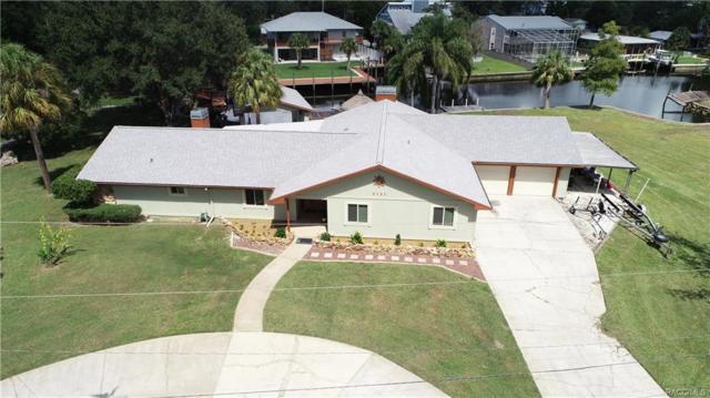 2121 NW 15th Street, Crystal River, FL 34428 (MLS #777282) :: Plantation Realty Inc.