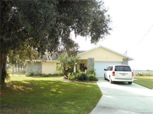 9237 E Beech Circle, Inverness, FL 34450 (MLS #777640) :: Plantation Realty Inc.