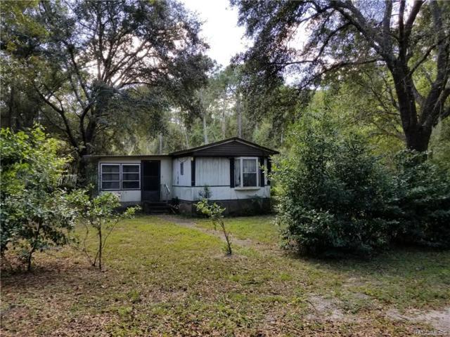 7922 W Candlewick Lane, Homosassa, FL 34448 (MLS #777681) :: Plantation Realty Inc.