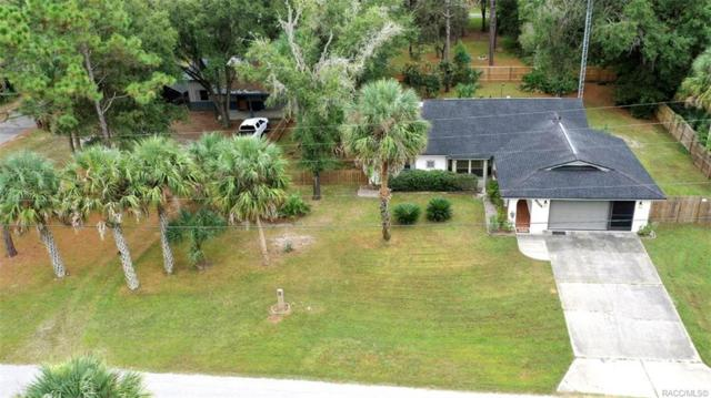 9564 W Plantation Lane, Crystal River, FL 34429 (MLS #777883) :: Plantation Realty Inc.