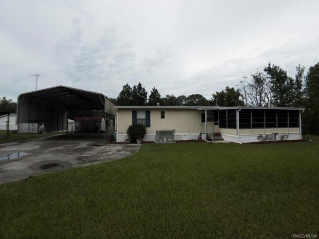 6775 W Park Drive, Homosassa, FL 34446 (MLS #778068) :: Plantation Realty Inc.