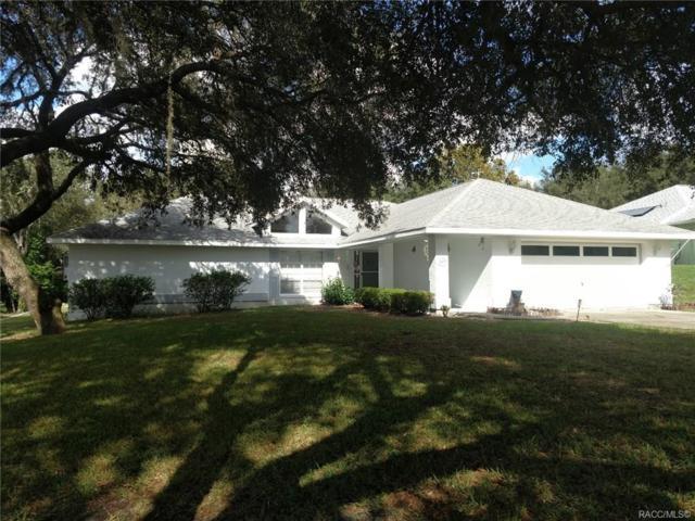 1577 E Hartford Street, Inverness, FL 34453 (MLS #778229) :: Plantation Realty Inc.