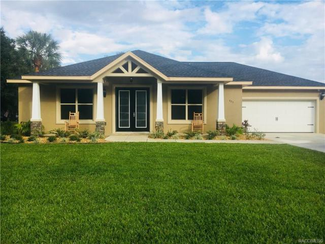 405 N Crestwood Avenue, Inverness, FL 34453 (MLS #778323) :: Plantation Realty Inc.