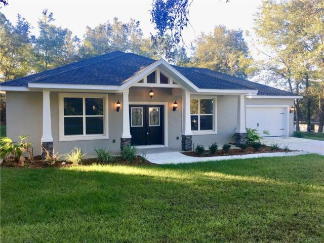 2050 E Marcia Street, Inverness, FL 34453 (MLS #778341) :: Plantation Realty Inc.