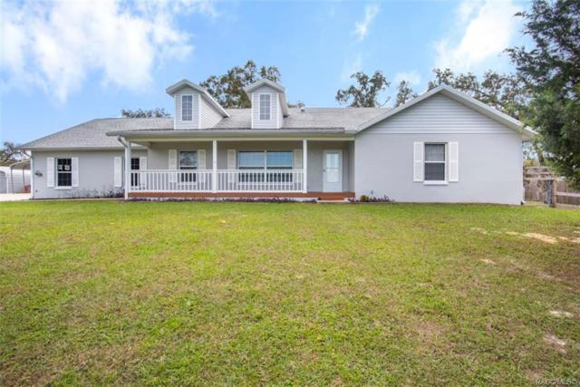 138 N Golf Course Drive, Crystal River, FL 34429 (MLS #778371) :: Plantation Realty Inc.