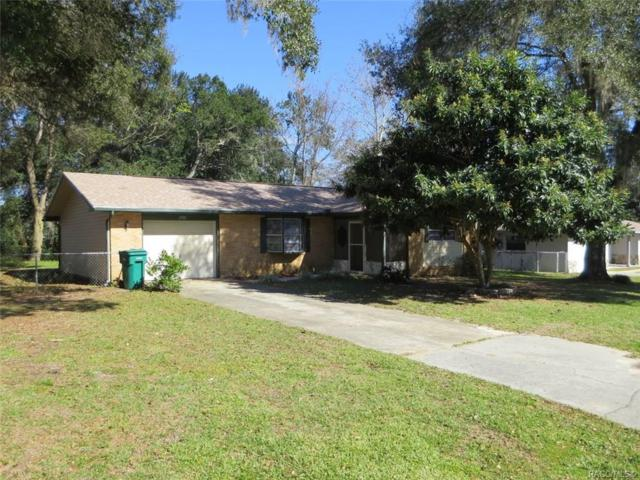 2908 Garfield Street W, Inverness, FL 34453 (MLS #778382) :: Plantation Realty Inc.