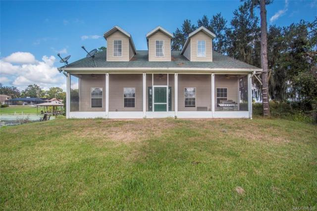 11996 SE 196th Street, Dunnellon, FL 34431 (MLS #778404) :: Plantation Realty Inc.