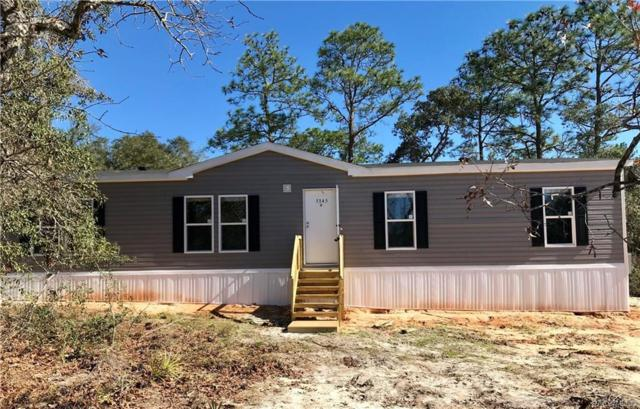 5345 S Doyle Terrace, Homosassa, FL 34446 (MLS #778431) :: Plantation Realty Inc.