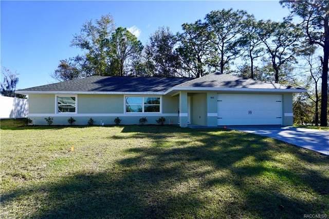 812 Greenleaf Avenue, Inverness, FL 34453 (MLS #778496) :: Plantation Realty Inc.